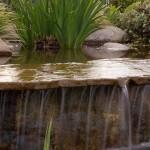 Santa Barbara ponds and waterfalls