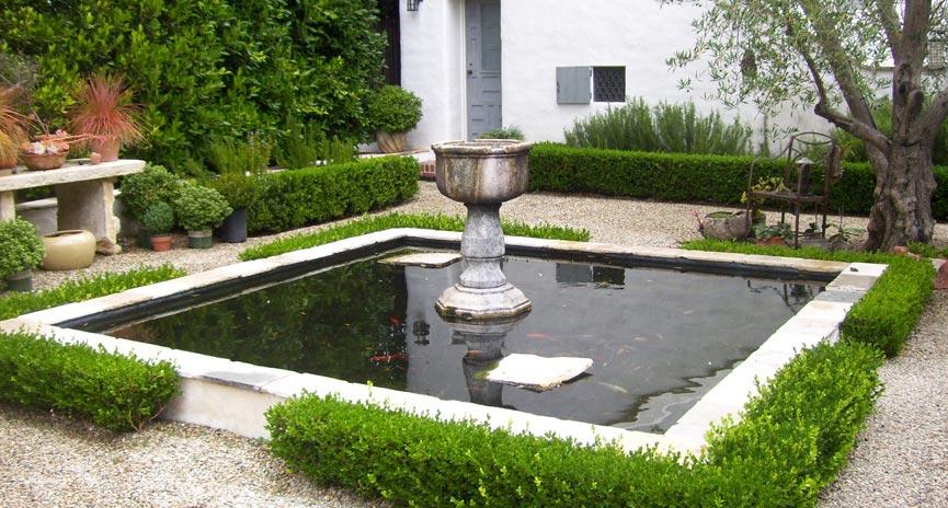 Montecito Koi Pond