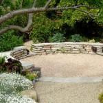 Santa Barbara Secret garden path