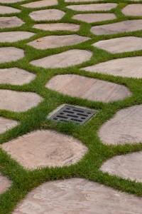 santa barbara landscape drainage