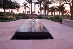 Santa Barbara Landscaper - Fountains