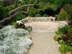 secret garden landscaping ideas