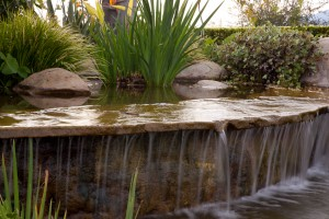 Santa Barbara Landscaper - Waterfalls