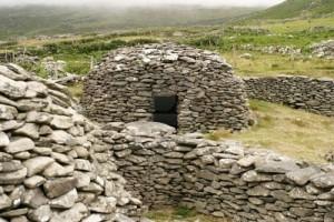 Irish rock walls